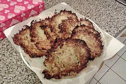 Reibekuchen - Kartoffelpuffer 107