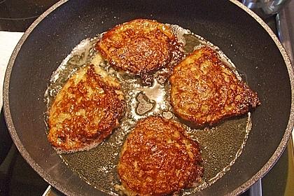 Reibekuchen - Kartoffelpuffer 75