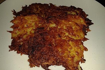 Reibekuchen - Kartoffelpuffer 80