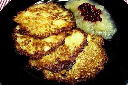 Reibekuchen - Kartoffelpuffer 8