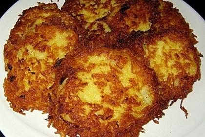 Reibekuchen - Kartoffelpuffer (Bild)