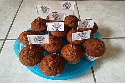 Jägermeister - Muffins 1