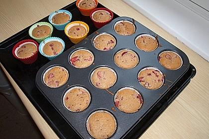 Erdbeer - Muffins 15