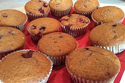 Erdbeer - Muffins 9