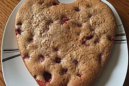 Erdbeer - Muffins 11