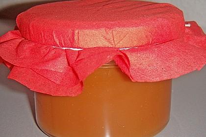 Salzige Karamellcreme (Bild)