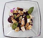 Schafskäse - Rote Bete - Salat (Bild)