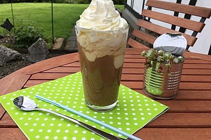 Eiskaffee (Bild)