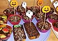 Halloween - Schoko - Muffins
