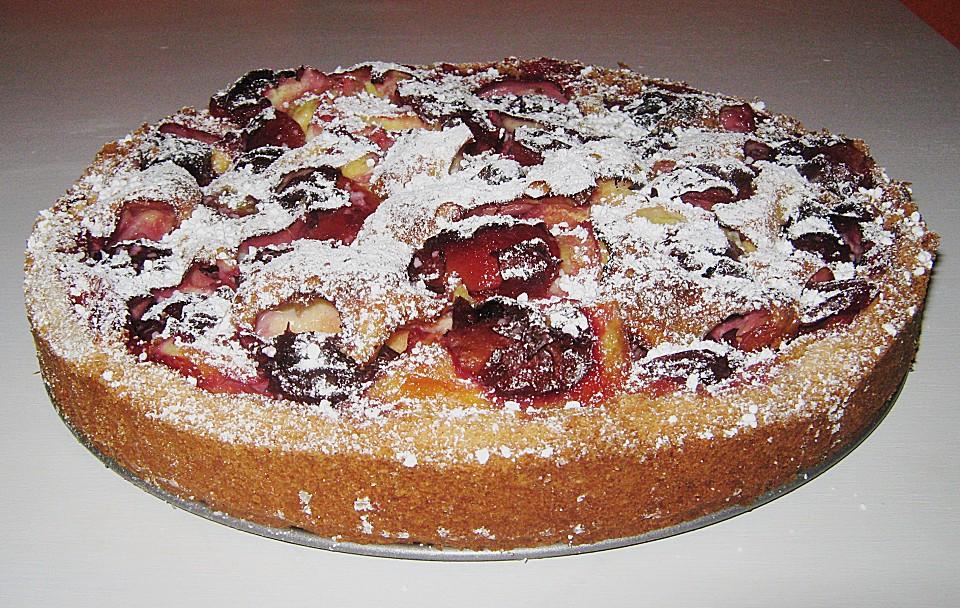 Pflaumen Milchmadchen Kuchen Von Luckys Home Chefkoch De