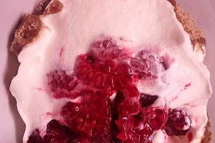 Himbeer - Joghurt - Mascarpone - Dessert 24