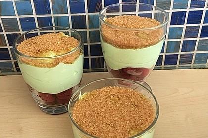 Himbeer - Joghurt - Mascarpone - Dessert 5