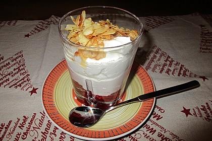 Himbeer - Joghurt - Mascarpone - Dessert 9