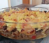 Italienischer Kartoffelauflauf (Bild)