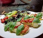Mozzarella - Hähnchen - Gratin (Bild)