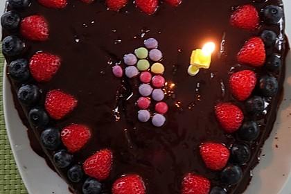 Schokolade - Becherkuchen 24