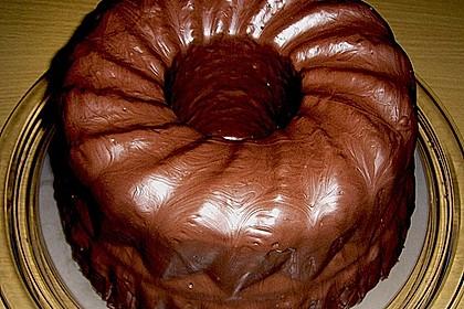 Schokolade - Becherkuchen 1
