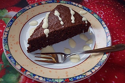 Schokolade - Becherkuchen 8