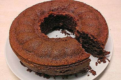 Schokolade - Becherkuchen 26
