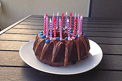 Schokolade - Becherkuchen 7