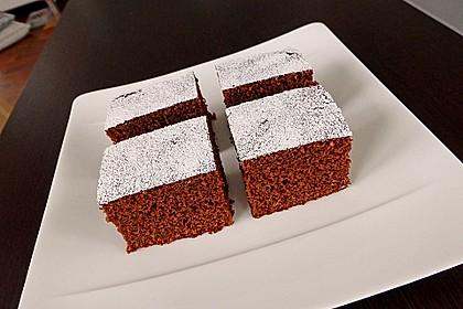 Schokolade - Becherkuchen 2