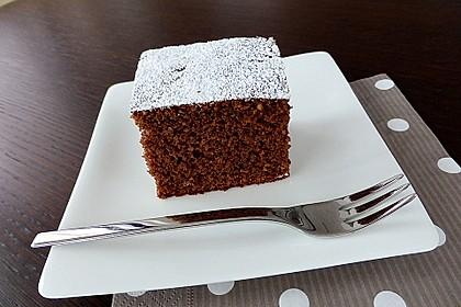 Schokolade - Becherkuchen 4