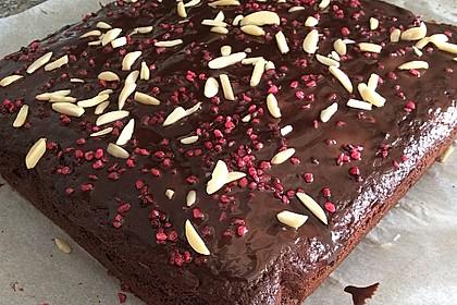 Schokolade - Becherkuchen 16