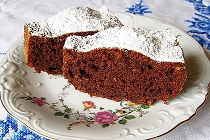 Schokolade - Becherkuchen 14