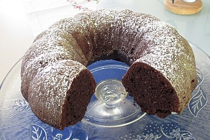 Schokolade - Becherkuchen 21