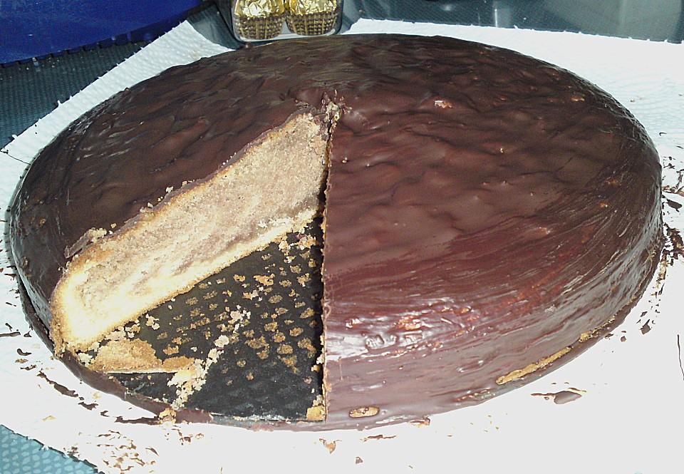 Nutella Kuchen Ein Schones Rezept Chefkoch De
