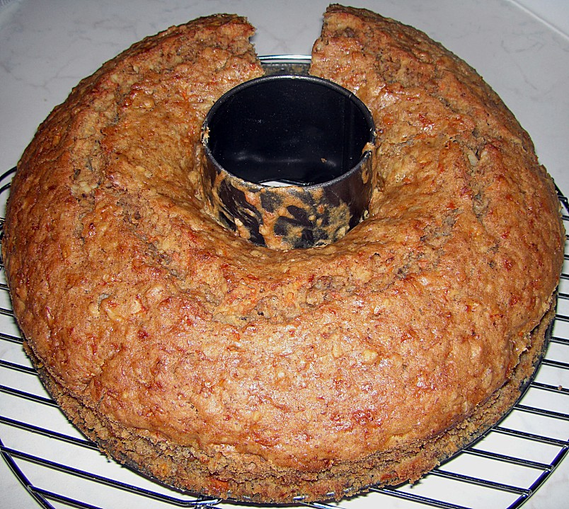 Kurbis Walnuss Kuchen