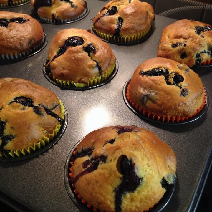 Muffin rezept mit buttermilch und ol