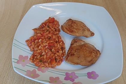 Hähnchensteaks auf Tomatenreis 28