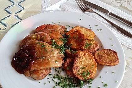 Hähnchensteaks auf Tomatenreis 17