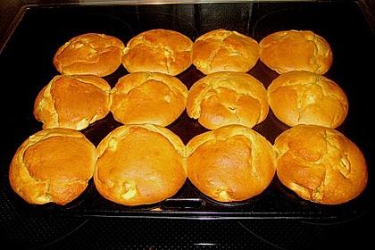Apfel - Erdnussbutter Muffins 4