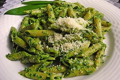 Bärlauch - Pesto 2