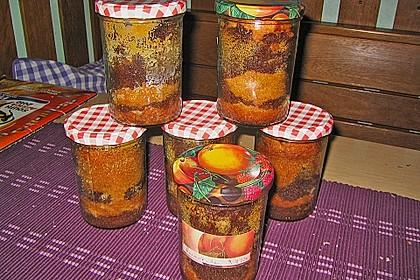 Marmorkuchen im Glas 34