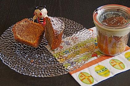 Marmorkuchen im Glas 32