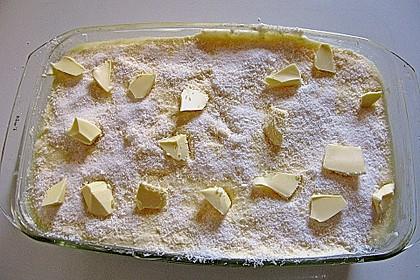 Süße Lasagne 8