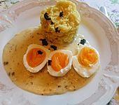Senf - Eier mit Reis (Bild)