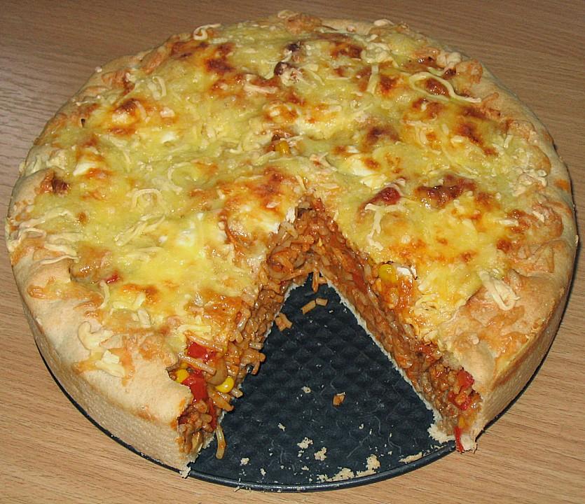 Spaghettikuchen Von Bienchen24 Chefkoch De