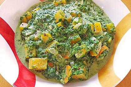 Süßkartoffel - Curry 10