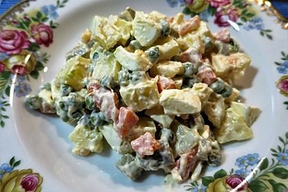 Litauischer Salat (Bild)