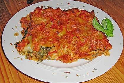 Cannelloni mit Kräuterfüllung 2