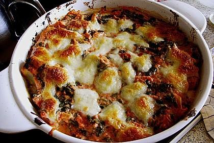 Cannelloni mit Kräuterfüllung 1
