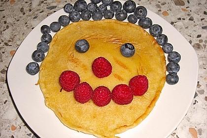 Heidelbeer - Pfannkuchen 4