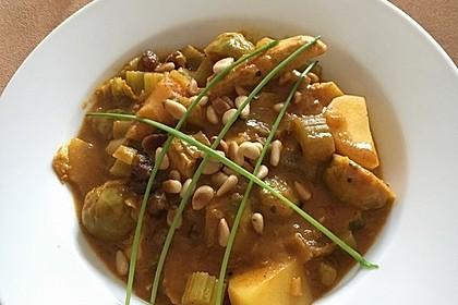 Rosenkohl-Curry 6