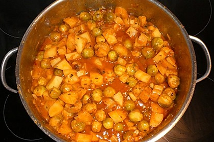 Rosenkohl-Curry 4
