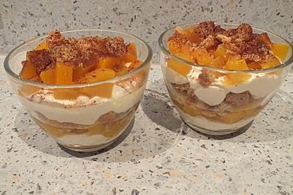 Pfirsich - Cantuccini - Trifle 14