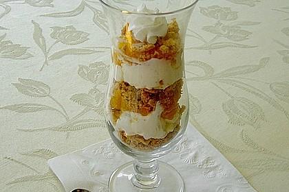 Pfirsich - Cantuccini - Trifle 11